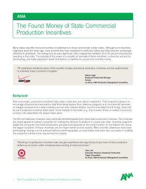 White Paper - Found Money